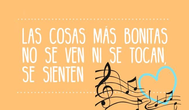 Frases De Canciones De Amor Fluctuar Com